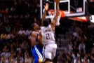 Kawhi Leonard Rises Up &#038; Throws Down On Harrison Barnes!