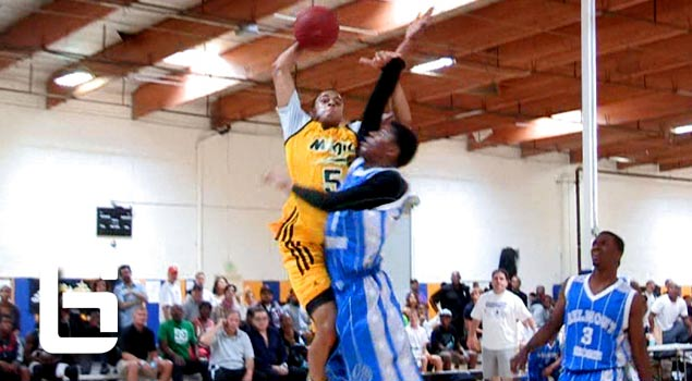 2013 Compton Magic Memorial Day AAU Basketball Tournament