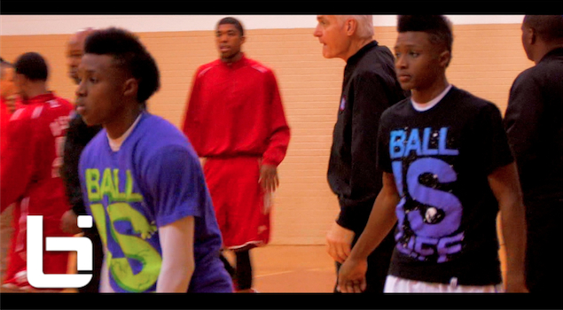 The NEAL TWINS aka &#8220;The Backcourt Problem&#8221; -Official BallisLife Junior Mix &#8211; Most EXCITING DUO of 2014?