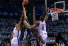 Tayshaun Prince NASTY Dunk On Ibaka!!