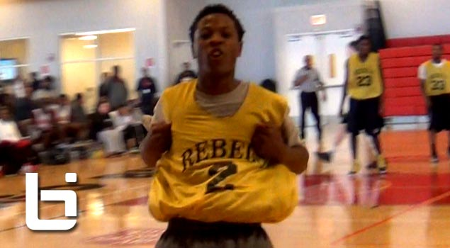 Ballislife | Trae Jefferson