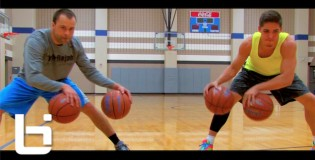 WHITE BOYS with HANDLES -Ball Handling Expert Trainer Tyler Relph – Shows Off Skills w/ Ridge Shipley!