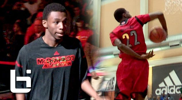 Andrew Wiggins Is Kansas Bound! OFFICIAL Senior Year Mixtape!! The BEST Player In High School! The Next Great Superstar!?