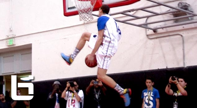 UCLA Committ Zach LaVine Official Ballislife Mixtape