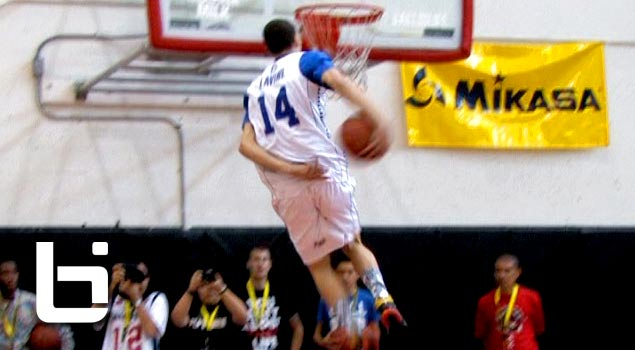 UCLA Committ Zach LaVine Wins Ballislife Dunk Contest