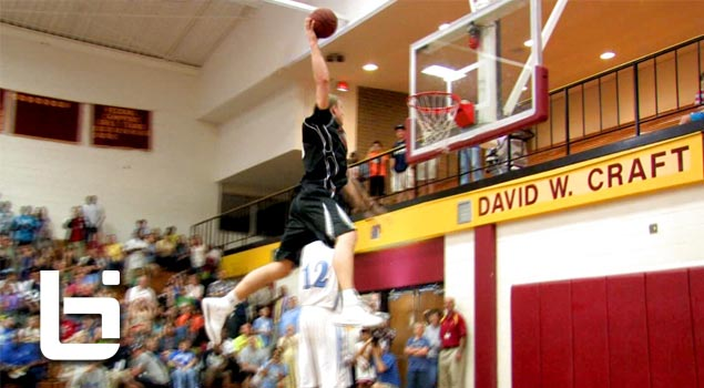 Ballislife | Mason Plumlee and Angelo Sharpless Put on Dunk Show