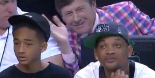 Fresh Prince of Miami Norris Cole throws down on the Bulls as Craig Sager videobombs the Fresh Prince of Bel-Air