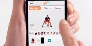 Givit Video editing app lets you create your own Ballislife style mix on your phone