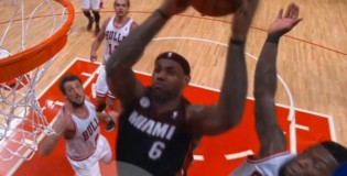 Nate Robinson Blocks LeBron&#8217;s Layup Attempt!! Nate Robinson&#8217;s Top 6 Blocks