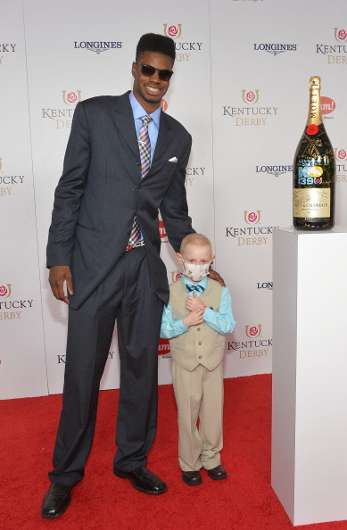 Moet & Chandon Toasts The 139th Kentucky Derby - Day 2