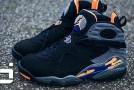 Jordan Retro VIII&#8221;s Black,Cool Grey,&#038; Citrus Orange