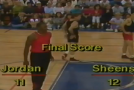 War of the Stars: Michael Jordan vs Martin & Charlie Sheen | Most rare Jordan VHS surfaces!