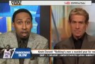 "Skip Bayless goes off on Durant ""I Believe I Overestimated Kevin Durant over the last 7 years"""