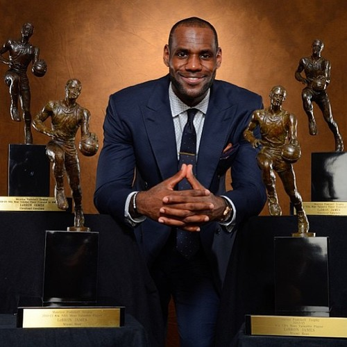 LeBron James Wins MVP | Full Speech + ESPN Feature