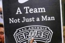 Witness a Team Not Just A Man – Spurs win GM1 vs Griz