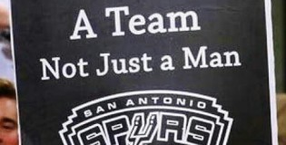 Witness a Team Not Just A Man &#8211; Spurs win GM1 vs Griz