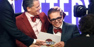 Cavs win the 2013 Draft Lottery + the best past NBA Draft Lottery conspiracies