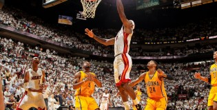 "LeBron's Game Winning buzzer beating Layup in OT – ""I made a layup. I've been doing that since I was 8 years old"""