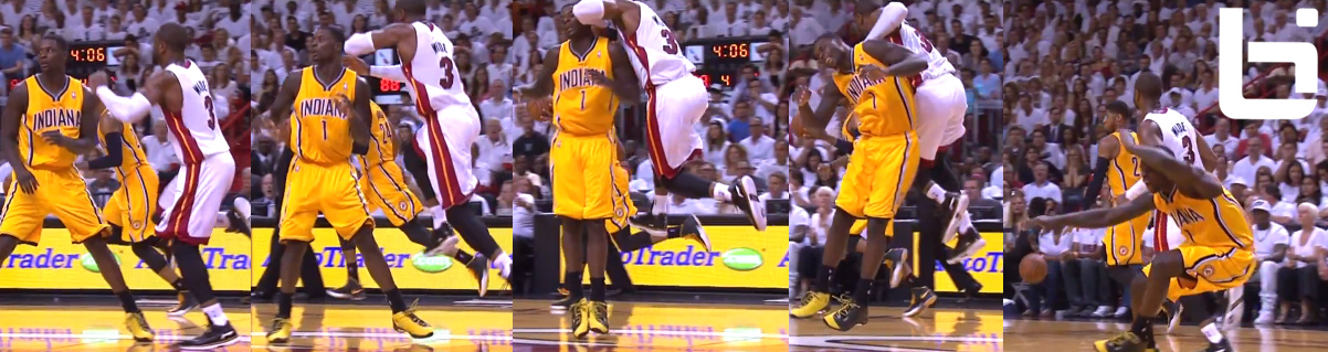 Miami Heat vs Indiana Pacers - EAST Finals - Page 2 Wade-bil-elbow