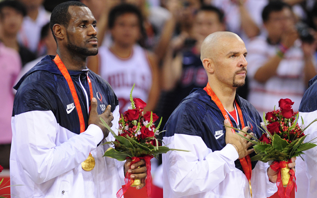 OLYMPICS: Mens Basketball-USA vs Spain