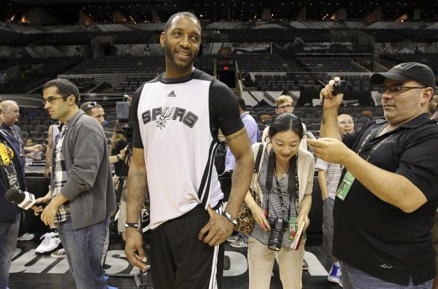 Chinese broadcast of Tracy McGrady's six minutes in GM3