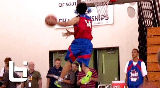 Alex Robinson Pangos All American Mix | Ballislife Video