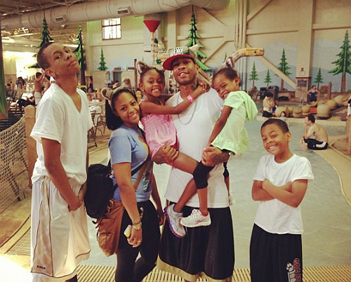 Allen Iverson was NOT holding his kids hostage – Kids returned to ex-wife