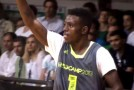 Aquille Carr First Experience in Europe at adidas EUROCAMP 2013!