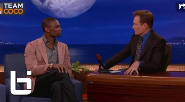 Chris Bosh on Conan Show – Talks About LeBron almost getting Decapitated