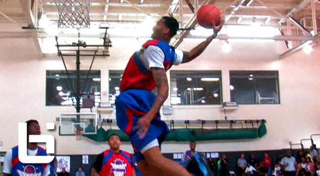 2013 Pangos All American Camp Mixtape, Top Players Battle in Long Beach