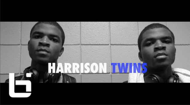 The Harrison Twins Ballislife High School Mix | Kentucky Bound