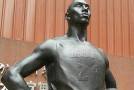 Kobe Gets a Statue… In China!