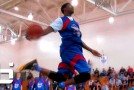 Emmanuel Mudiay The NEW #1 Point Guard In The Nation SHINES At Pangos All American Camp!