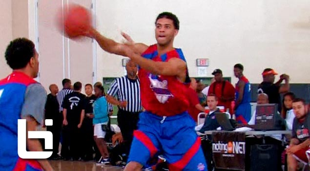 Ballislife | Josh Perkins Pangos Camp Mixtape