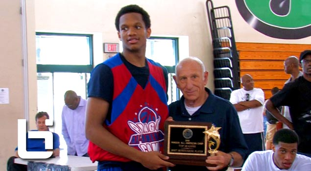 Rashad Vaughn Proves He Is the #1 Shooting Guard at Pangos All American Camp!