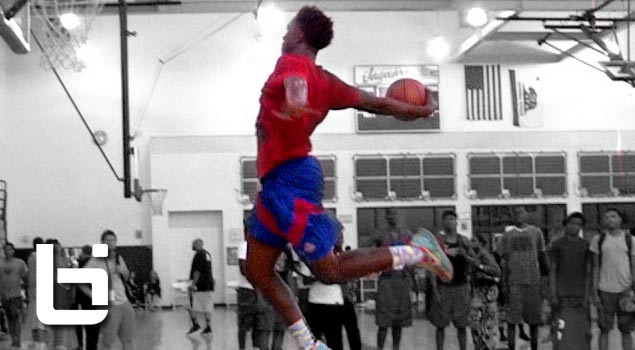 Stanley Johnson Dominates Pangos All American Basketball Camp