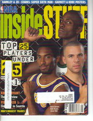 Flashback: Kobe Bryant, Jason Kidd, KG & the top 25 best players under the age of 25