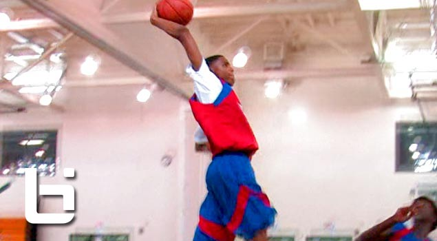 Ballislife | Terry Larreir Impresses at 2013 Pangos All American Camp