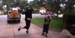 How To Bully & Play Basketball with Kids