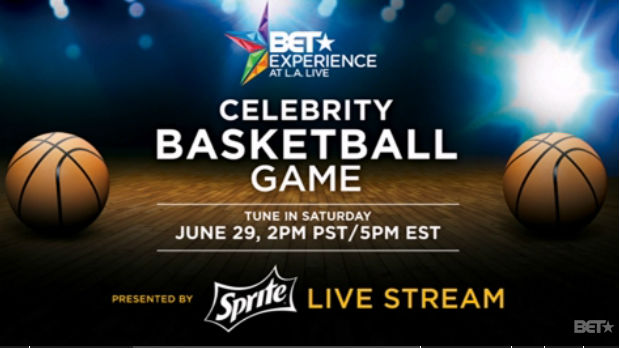 Watch The BET Experience Celebrity Basketball Game Live here (Chris Brown, Busta Rhymes & more)