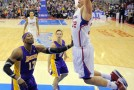 Blake Griffin & Eric Bledsoe to the Lakers for Dwight Howard?