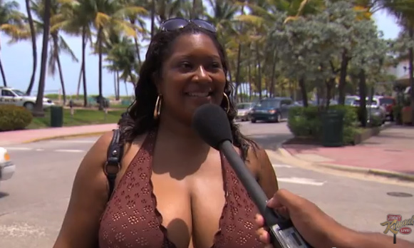 Clueless Miami Heat fans talk about Heat players that don't exist on Jimmy Kimmel