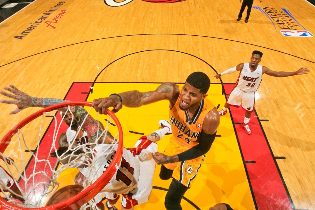 Top 10 Dunks & Blocks from the 2013 Conference Finals