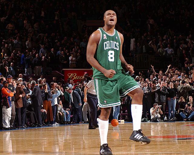 "Antoine Walker tweets ""Boston Fans its time for me to be the Celtics Coach!!!"" & talks about coaching"
