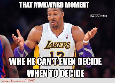 Funny Meme Nba : Nba memes of the day dwight lakers rockets of course