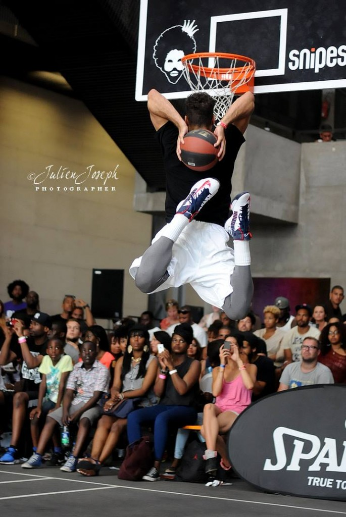 Guy Dupuy wins GERMANYS REALITY CHECK // DUNK CONTEST