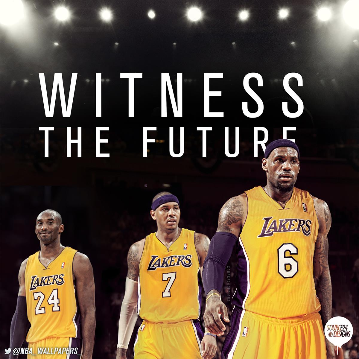 Is The Big 3 Upgrade Good Enough Page Art Of Day Witness Future Kobe Melo Lebron