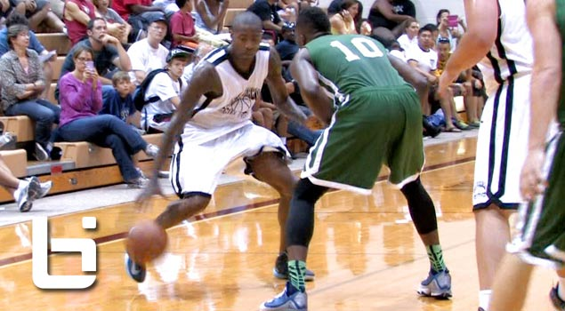 Jamal Crawford Drops 39 Points & Shows Off His SICK Handles at His Pro Am!