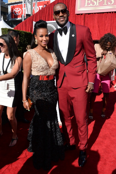 The 2013 ESPY Awards - Red Carpet