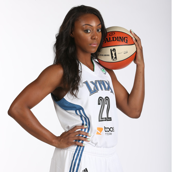Minnesota Lynx 2013 Media Day